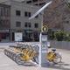 В Минске появятся велопарковки и остановки транспорта на солнечных батареях